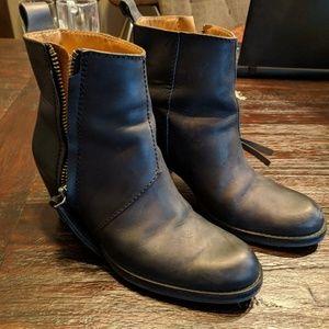 Acne Pistol Boots 38